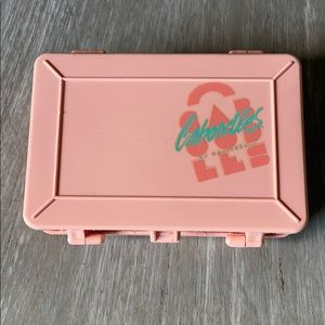Vintage 1980's Caboodles Small Jewelry Case